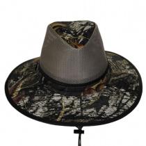Break-Up Mesh Cotton Aussie Hat