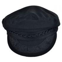 Cotton Greek Fisherman's Cap in