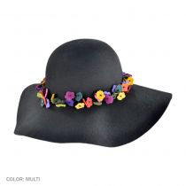 Flower Chain Hatband