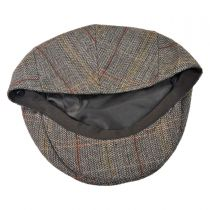 Tweed Wool Blend Ivy Cap