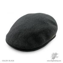 Wool 504 Earflap Ivy Cap in