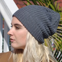 Eco Knit Cotton Beanie Hat alternate view 7