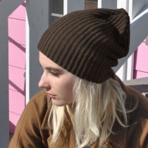 Eco Knit Cotton Beanie Hat alternate view 11