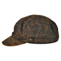 Weathered Cotton Army Cadet Cap alternate view 13