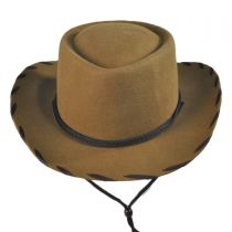 Kids' Classic Wool Felt Cowboy Hat in
