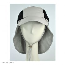 UV Protection Neck Flap Baseball Cap