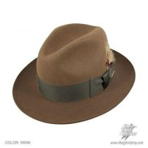 Temple Fur Felt Fedora Hat alternate view 48