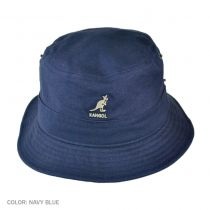 Canvas Lahinch Bucket Hat in