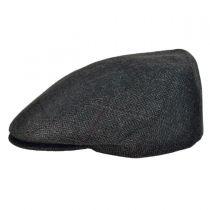 Tronto Herringbone Flat Cap