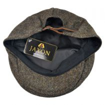 English Tweed Ivy Cap