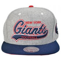 New York Giants NFL Heather Melton Strapback Baseball Cap