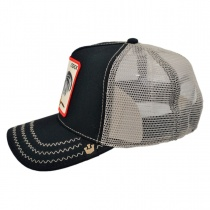 Cock Mesh Trucker Snapback Baseball Cap alternate view 5
