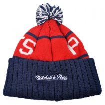 New England Patriots High 5 Beanie