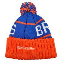 Denver Broncos High 5 Beanie