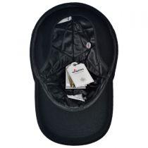 Wigens Caps - Melton Wool Baseball Cap with Earflaps