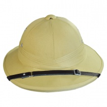 French Pith Helmet - Big Head Version alternate view 2
