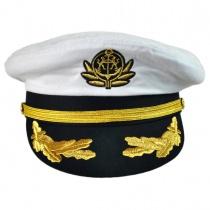 Deluxe Yacht Cap