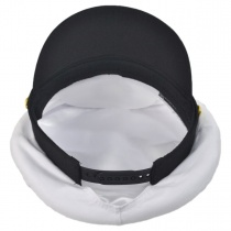 Deluxe Adjustable Yacht Cap