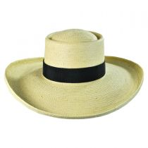 Sam Houston Planter Guatemalan Palm Leaf Straw Hat alternate view 10