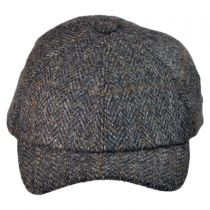 Harris Tweed Pub Ivy Cap