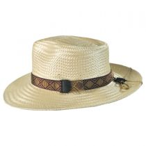 Delta TechStraw Fedora Hat in