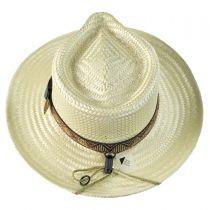 Delta TechStraw Fedora Hat in