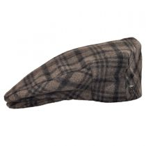 Barrel Plaid Ivy Cap