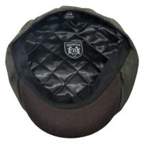 Brood Twill Newsboy Cap