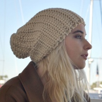 Soho Knit Beanie Hat alternate view 2