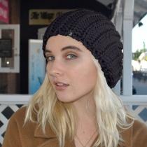 Soho Knit Beanie Hat alternate view 6