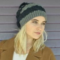 Bowery Pom Knit Beanie Hat alternate view 2
