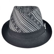 Tribal Fedora Hat