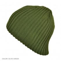 Rib Knit Beanie Hat alternate view 6