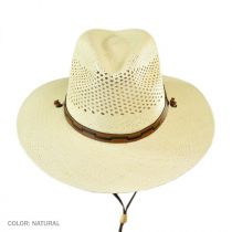 Airway Panama Straw Hat