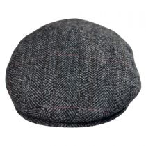 English Herringbone Ivy Cap