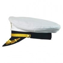 B2B Deluxe Yacht Cap Alternate View