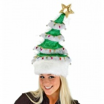 Oh! Christmas Tree Hat in