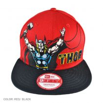 Marvel Comics Thor Heroic Stance 9FIFTY Snapback Baseball Cap