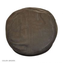 Quilcene Leather Ivy Cap