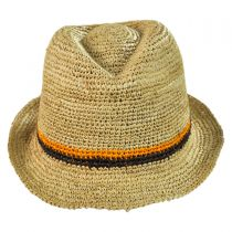 Monty Fedora Hat