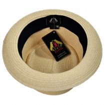 Toyo Straw Braid Pork Pie Hat alternate view 15