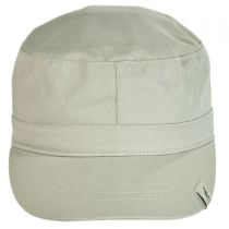 Cotton Adjustable Army Cap in Alternate View
