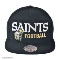 New Orleans Saints NFL Blocker Snapback Baseball Cap