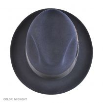 Saxon Royal Fur Felt Fedora Hat Alternate View