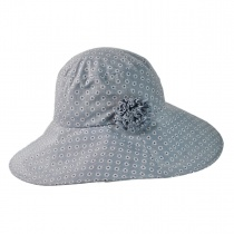 Provence Cotton Sun Hat in