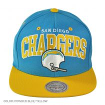 Mitchell & Ness - San Diego Chargers NFL Helmet Snapback Baseball Cap