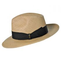 Center Pinch Quito Panama Fedora Hat