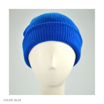 Fold Knit Beanie Hat alternate view 11