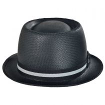 Chanin Toyo Straw Pork Pie Fedora