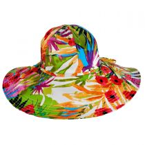 B2B Sur La Tete Jardin Sun Hat Alternate View